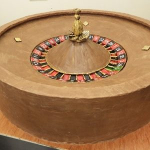 Ladbrokes Chocolate Roulette Wheel