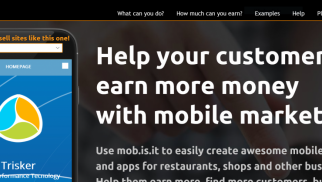 Doing business with mobile: Your future starts here