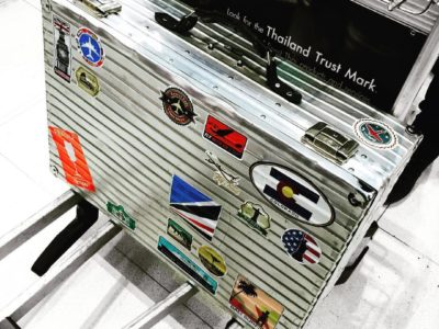 Classic Flight Suitcases By Rimowa Luggage – The Ultimate In Luxury Travel Goods