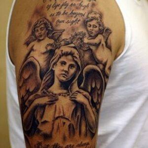 8 Arm Tattoo Designs for Men 1