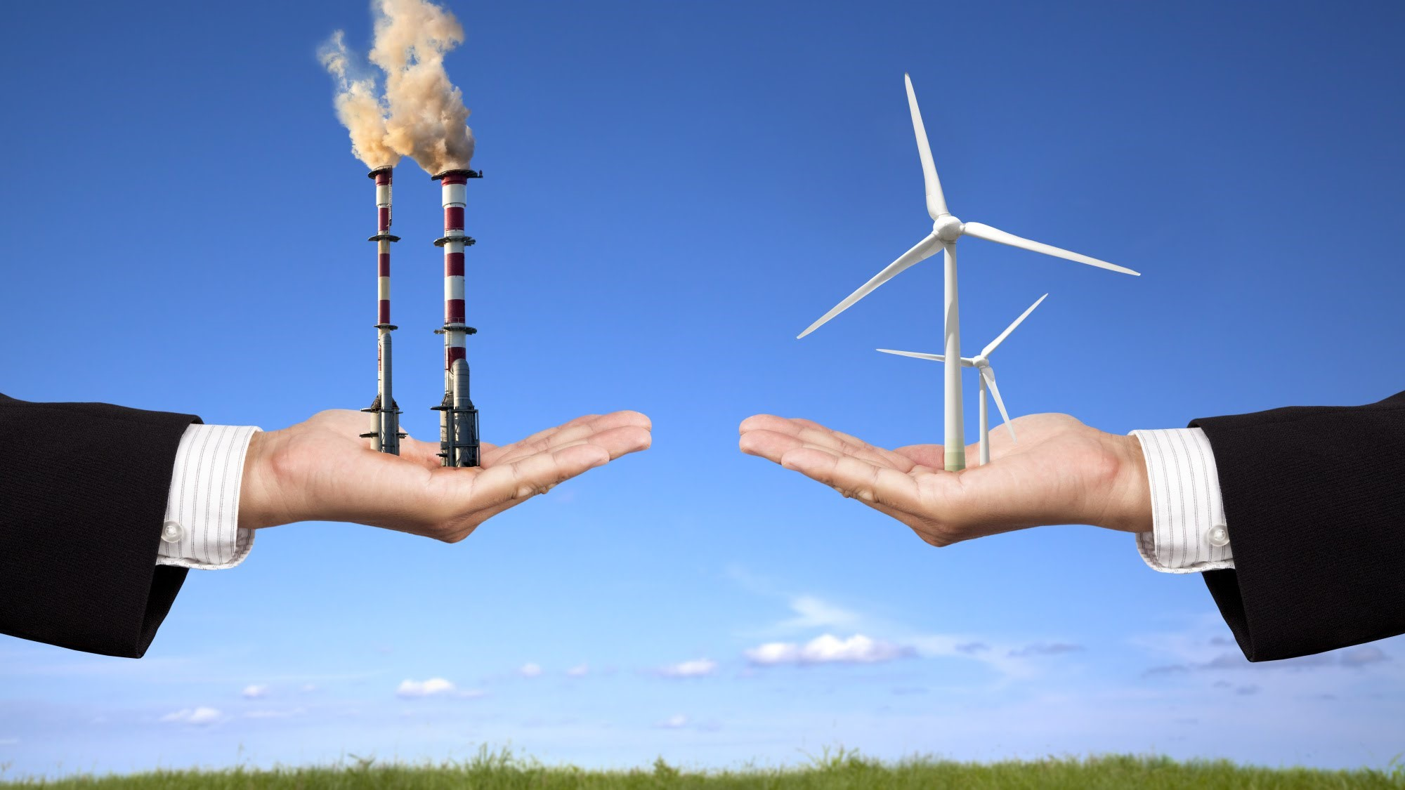 How Renewable Energy Helps Power Your Business More Efficiently