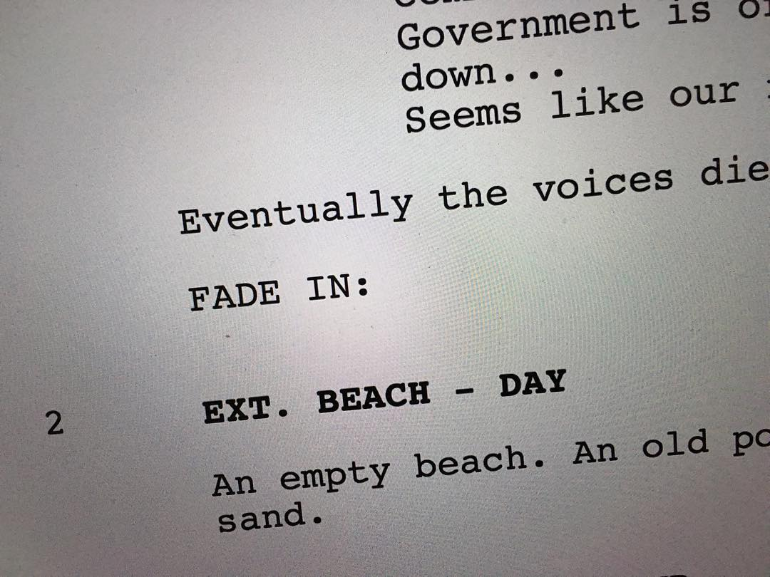 Tips for Writing Scripts
