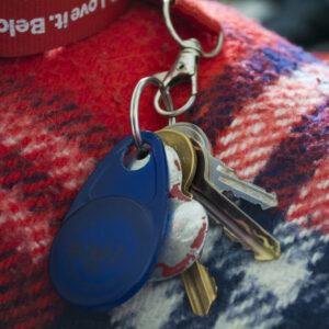 Vita Student RFID Key Fob