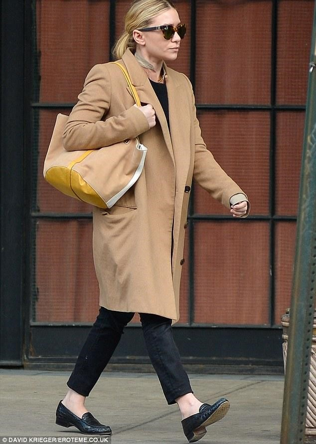 Ashley Olsen Loafers