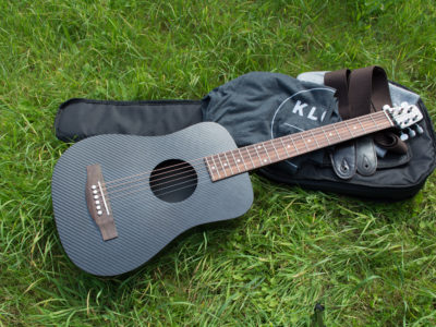 KLŌS 2.0 Carbon Fiber Travel Guitar Review