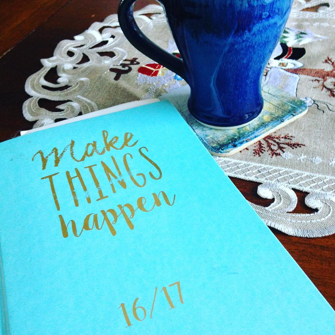 Make Things Happen 16-17 Notebook