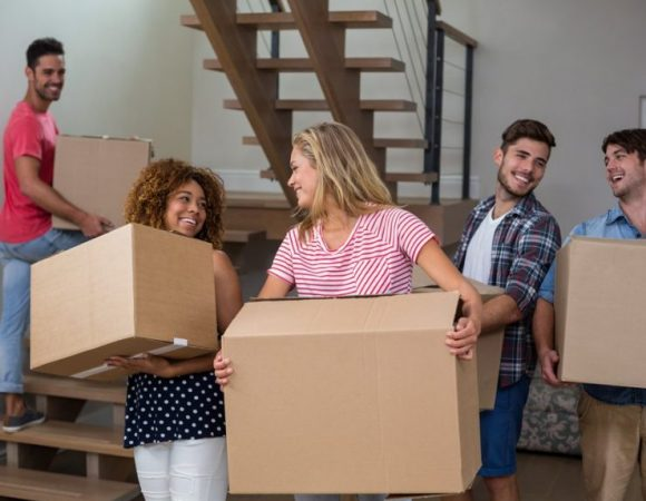 The Townhouse Transition - The Six Steps of Moving Out Alone