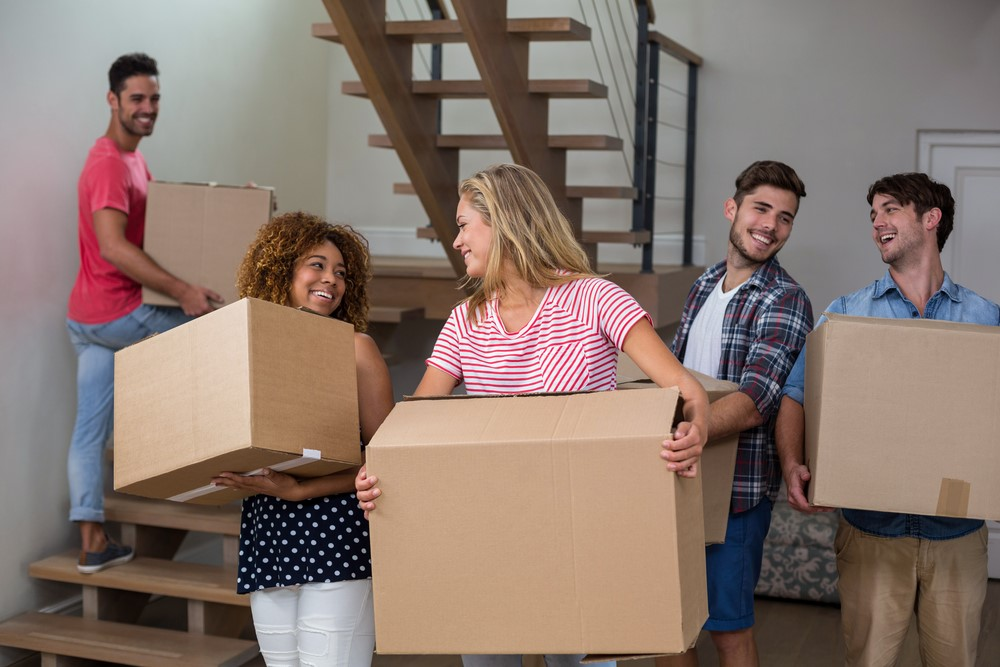 The Townhouse Transition - The Six Steps of Moving Out Alone Featured Image
