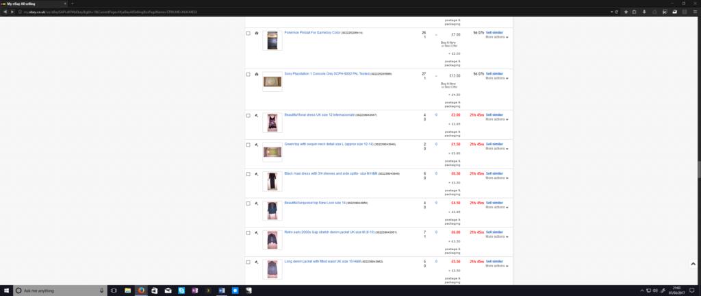 eBay Screenshot Featured Image