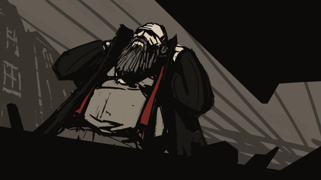 All Walls Must Fall - Kai Illustration