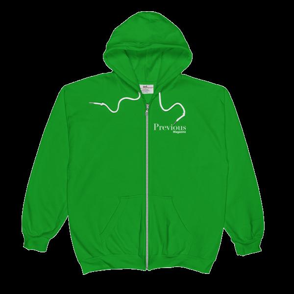 Unisex Zip Hoodie 4
