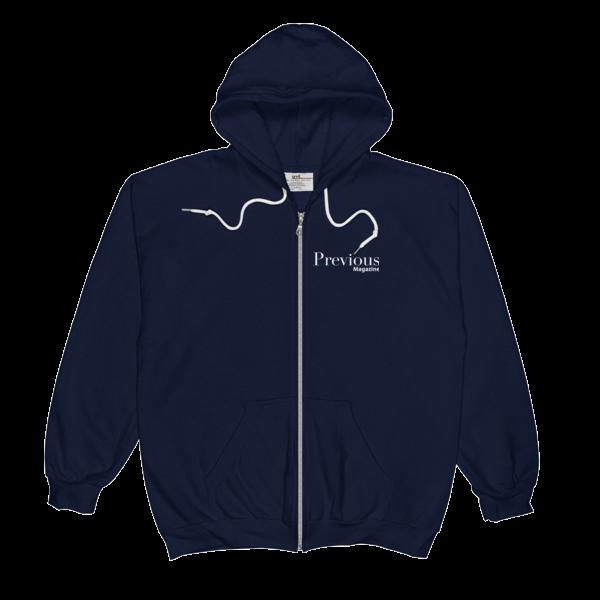 Unisex Zip Hoodie 3