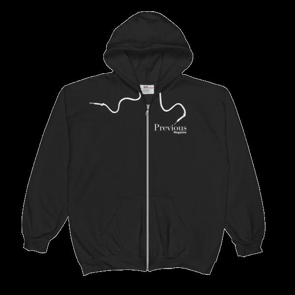 Unisex Zip Hoodie 1