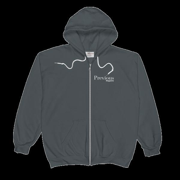 Unisex Zip Hoodie 2