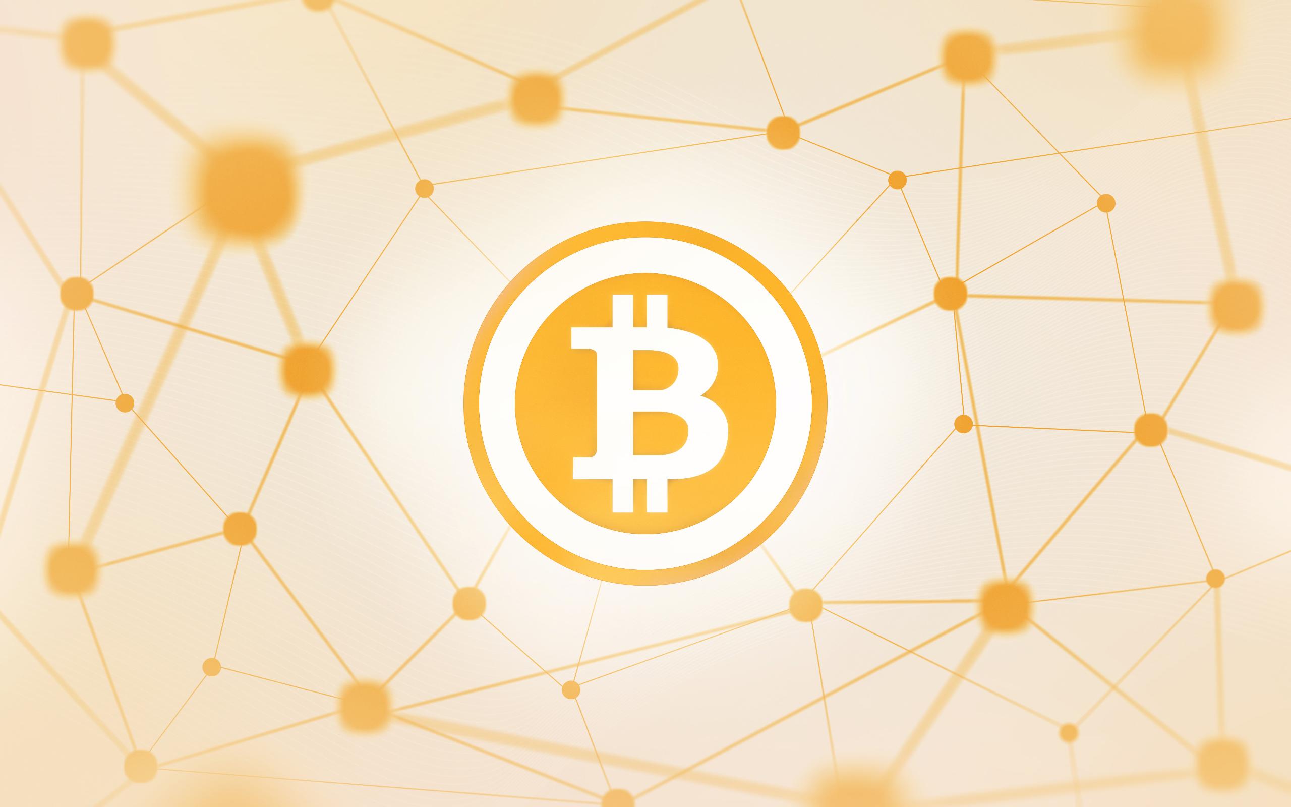 Bitcoin Wallpaper by PerfectHue - Jason Benjamin