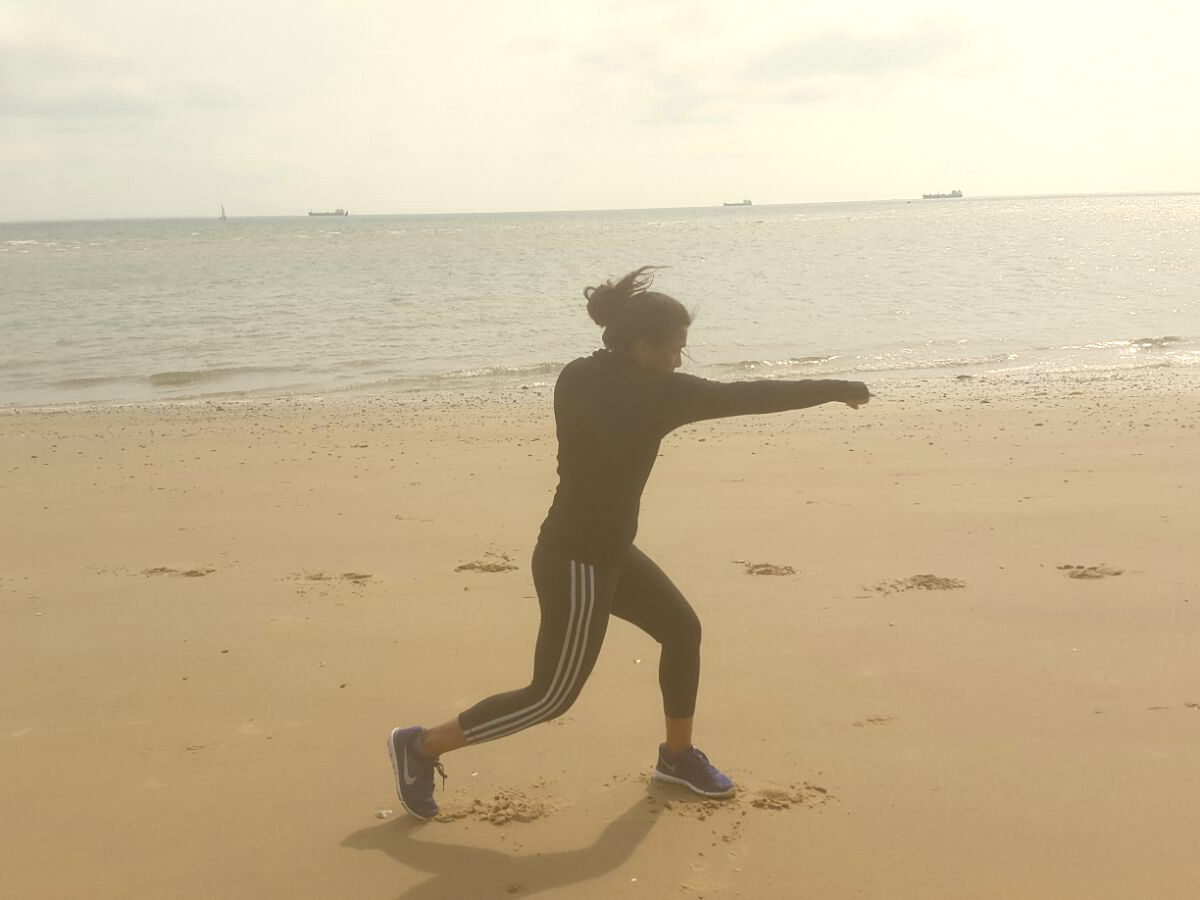 Staying Fit While on Vacation