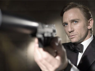 How did James Bond become a cultural phenomenon?