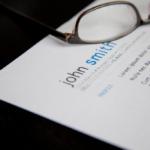 An example CV belonging to John Smith