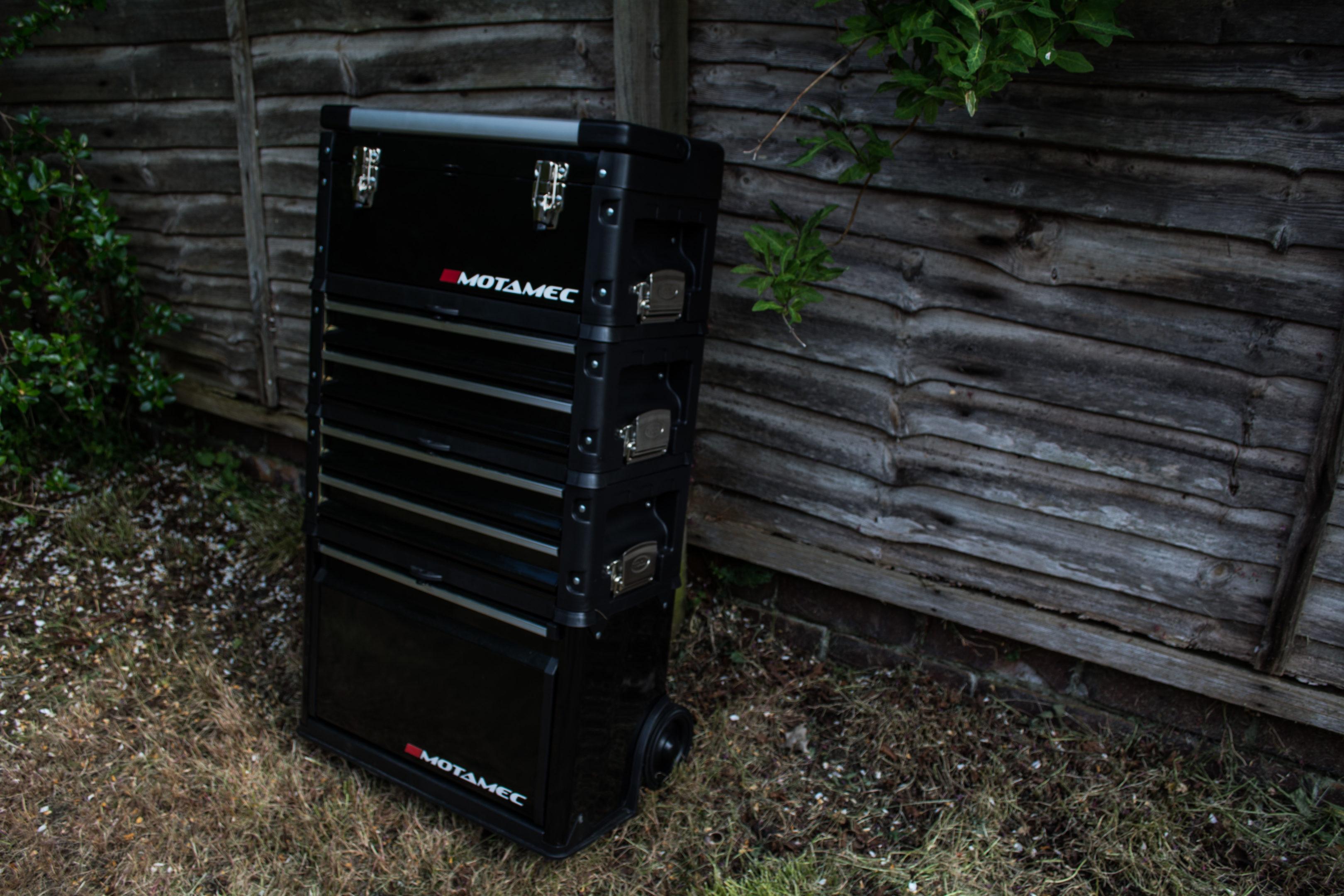 Motamec Racing Modular Tool Cart Review