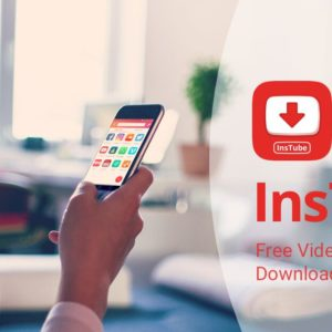 InsTube App for Android Banner