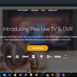 Plex Homepage