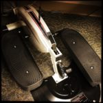 Underdesk Elliptical Trainer