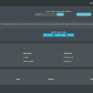 Hybrid Betting Platform
