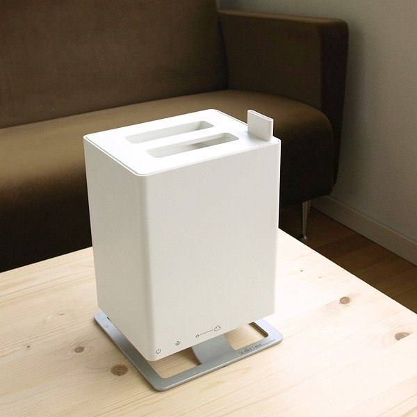 Stadler Form ANTON dehumidifier on a table