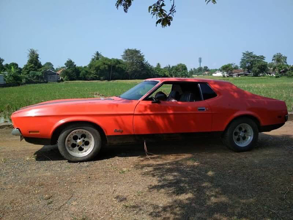 Mustang Grande 1971