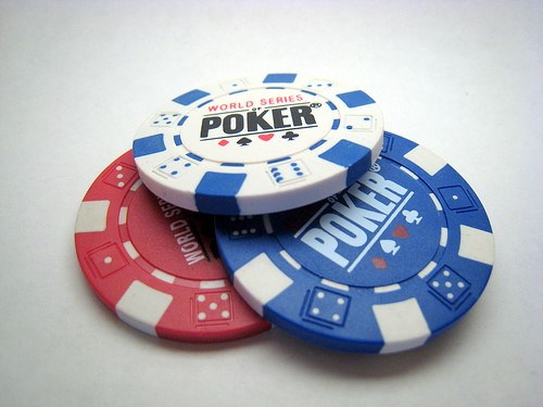 World Series Poker 11g chips