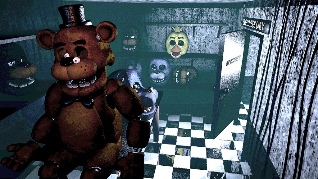 Horrified – Top 5 Scariest Video Games Ever Released