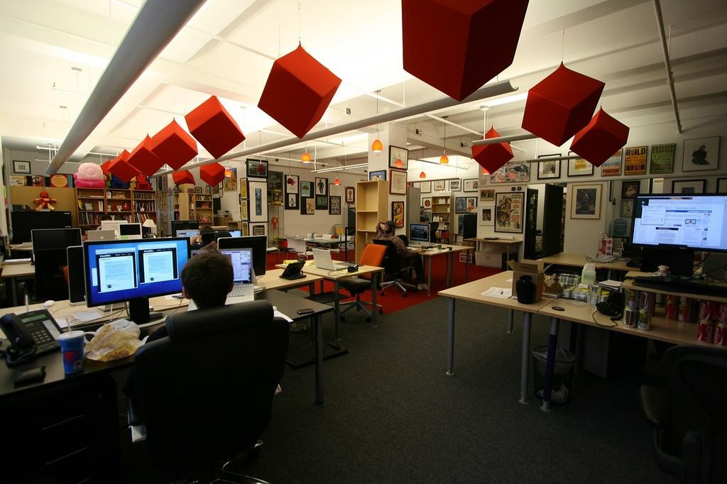 Office Refit: Hints to Help You Make the Most of It