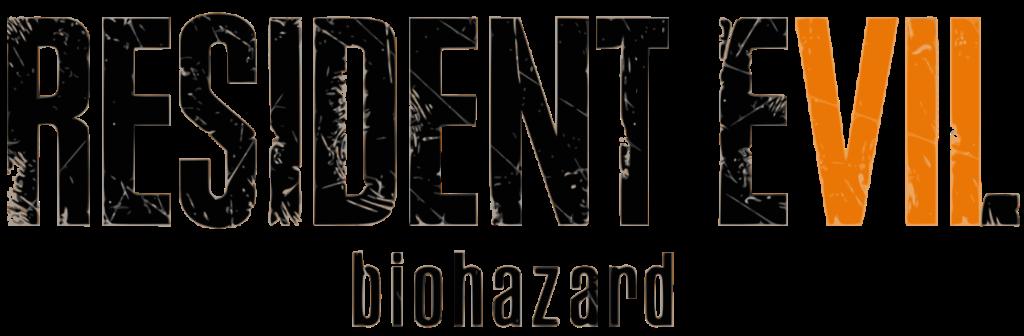 Resident Evil Biohazard Logo