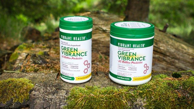 Green Vibrance Greens Supplement