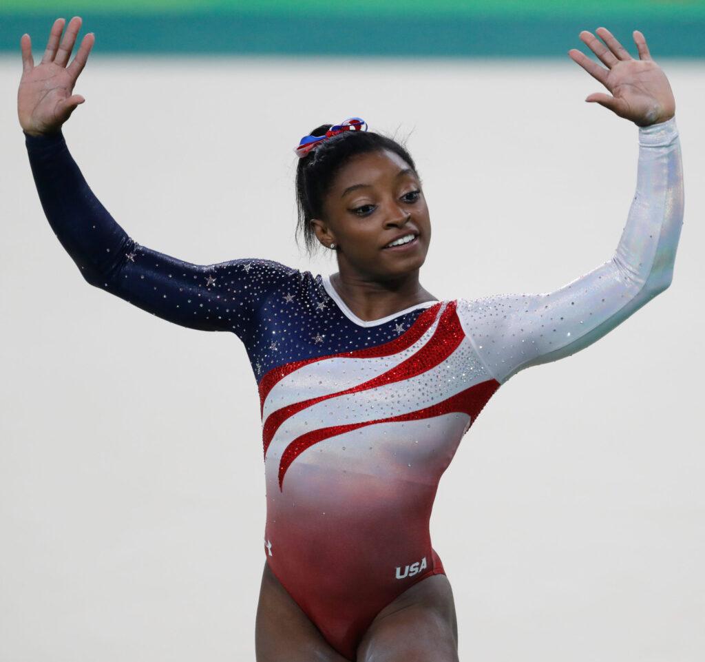 Simone Biles, Rio 2016