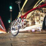 Brompton Folding Electric Bicycle