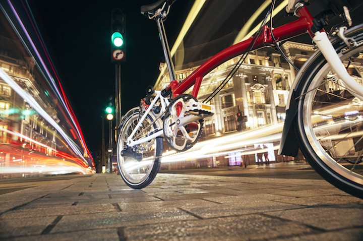 Brompton Folding Electric Bicycle