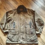 Burke & Wills Australian Outback Heavy-duty Waxed Jacket