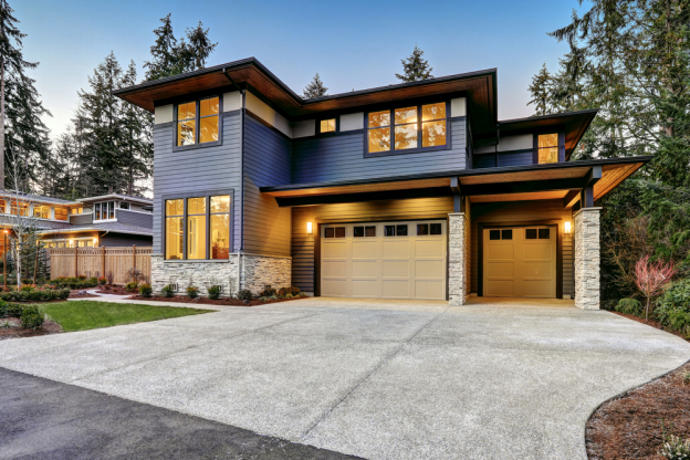 Modern Makeover – How A New Garage Door Can Give Your Home Exterior A New Look
