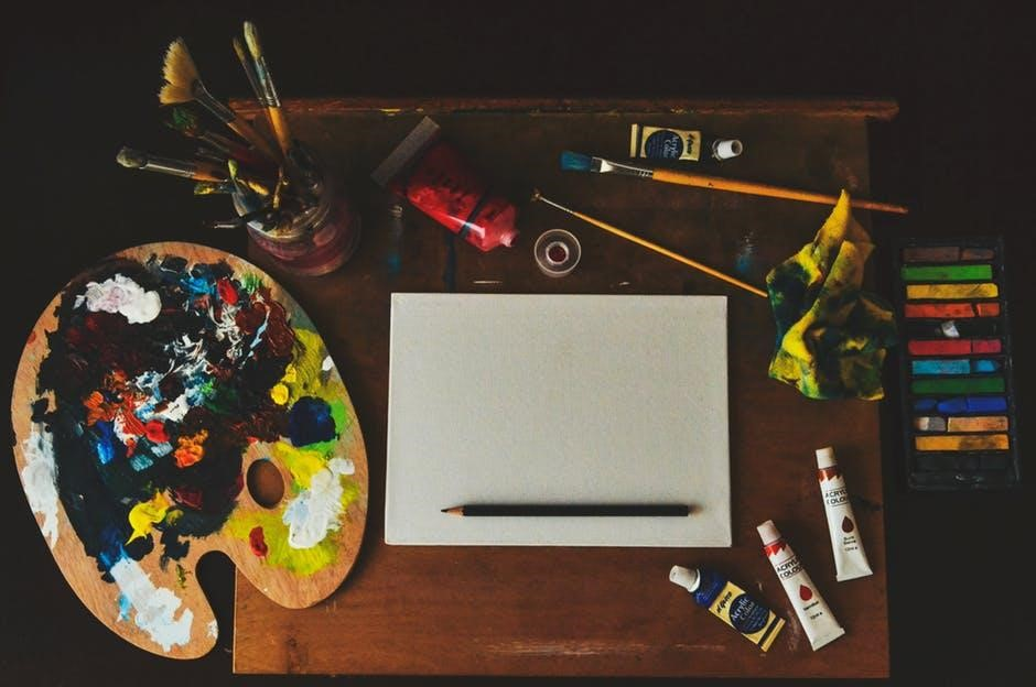 4 Great Career Options For The Artist
