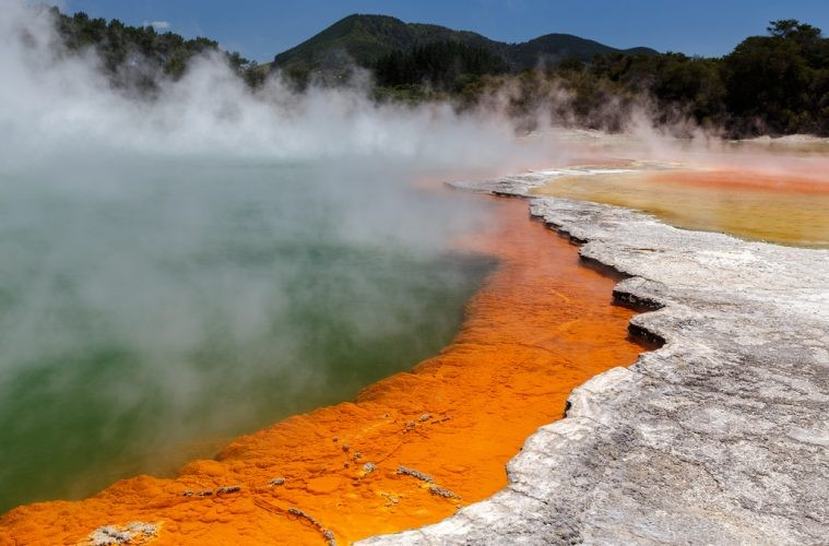 Geothermal wonderland