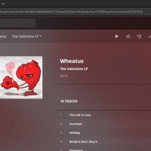 Wheatus - The Valentine LP on Plex Server
