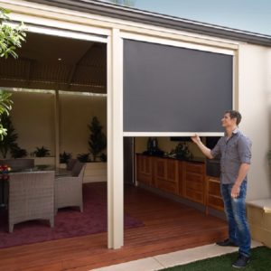 Zipscreen Blinds