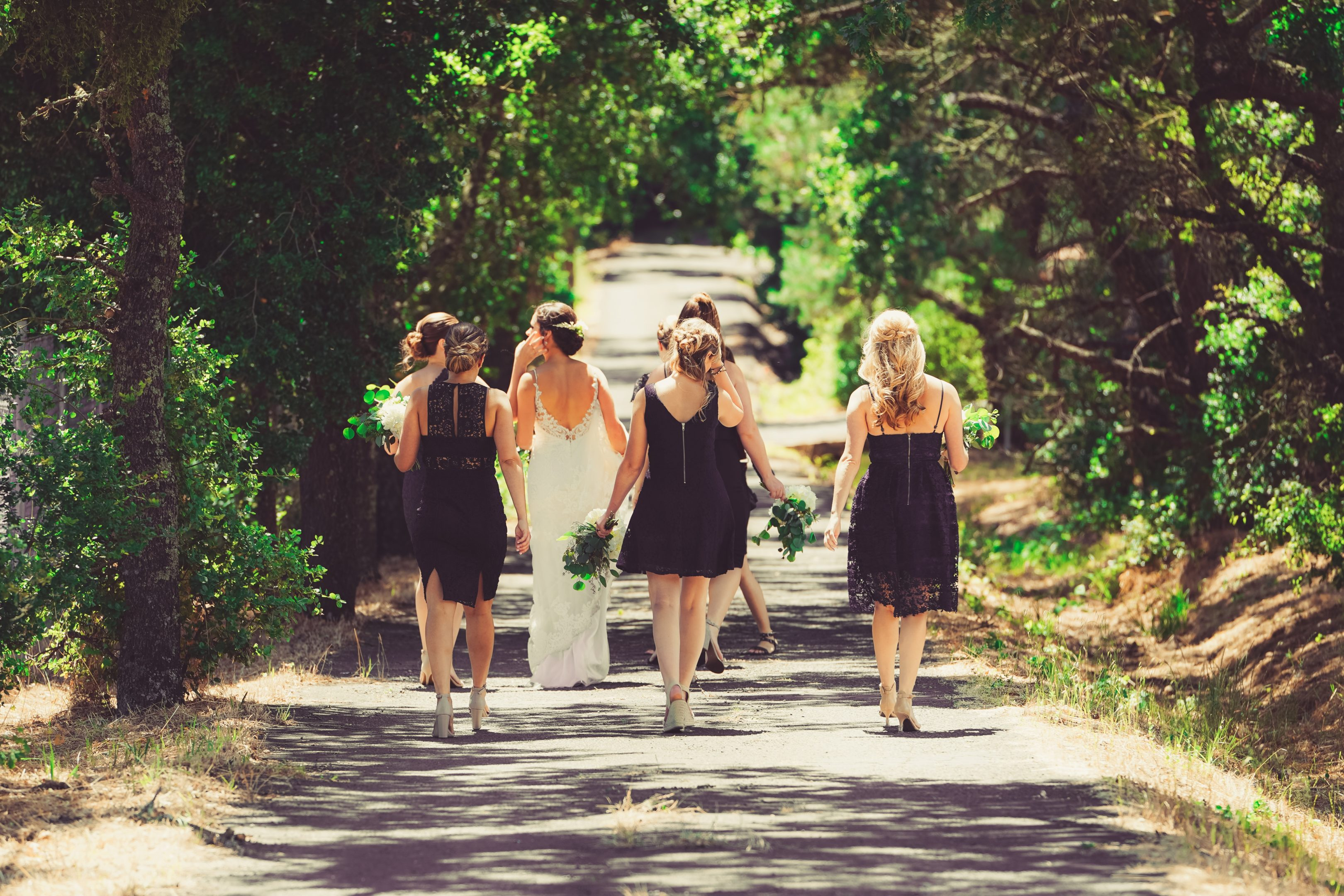 Coordination is the Key to Perfect Wedding Dresses