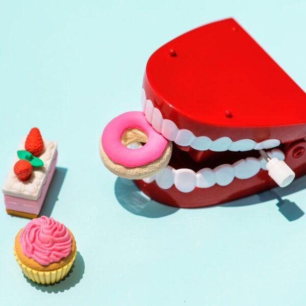 Denture toy