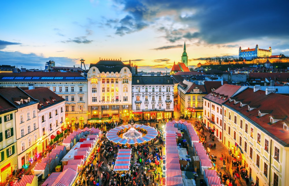 Bratislava, Slovakia – Hidden Party Hub with Aristocratic Shine