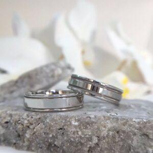 Men's wedding bands