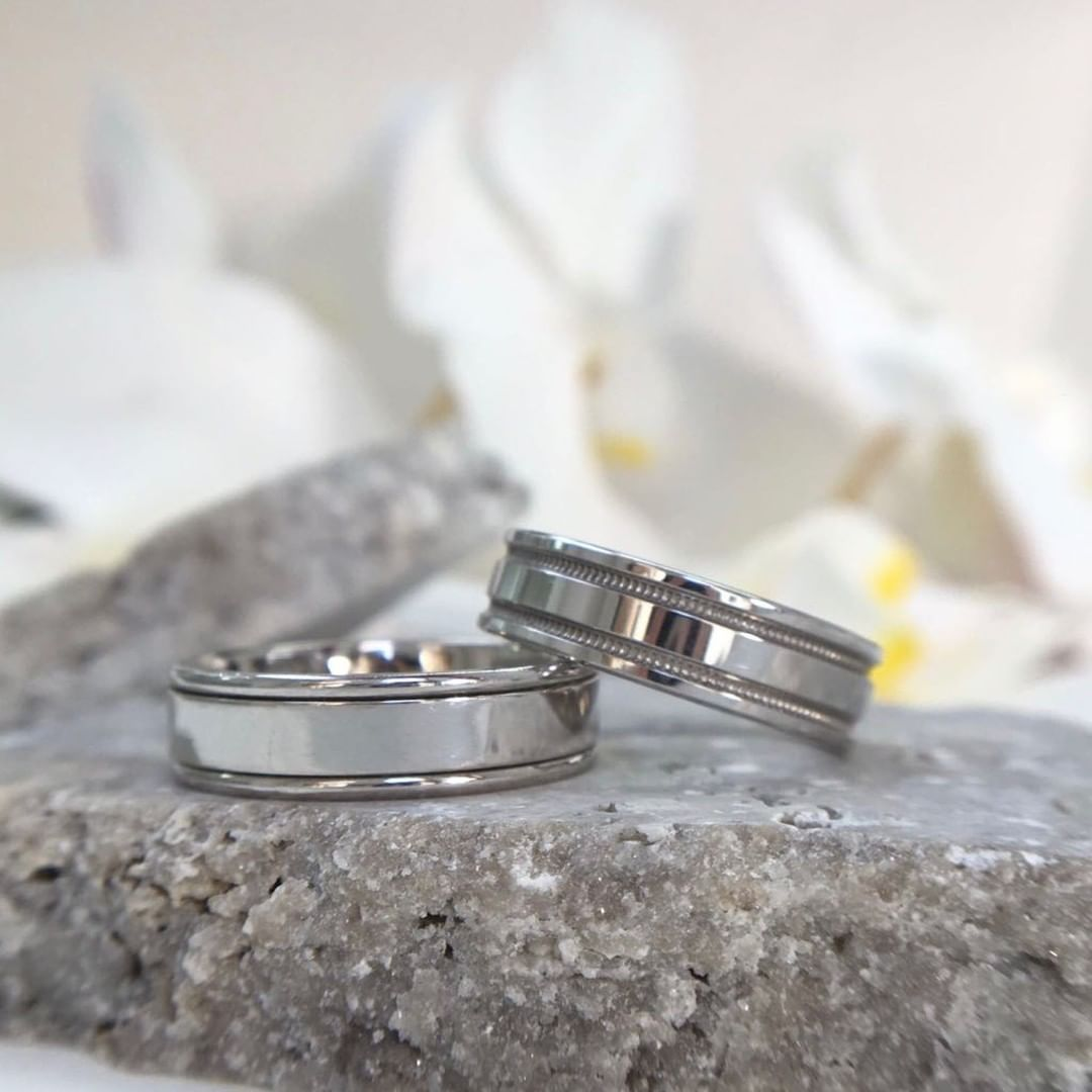 A Guide to Choosing the Perfect Men's Wedding Ring
