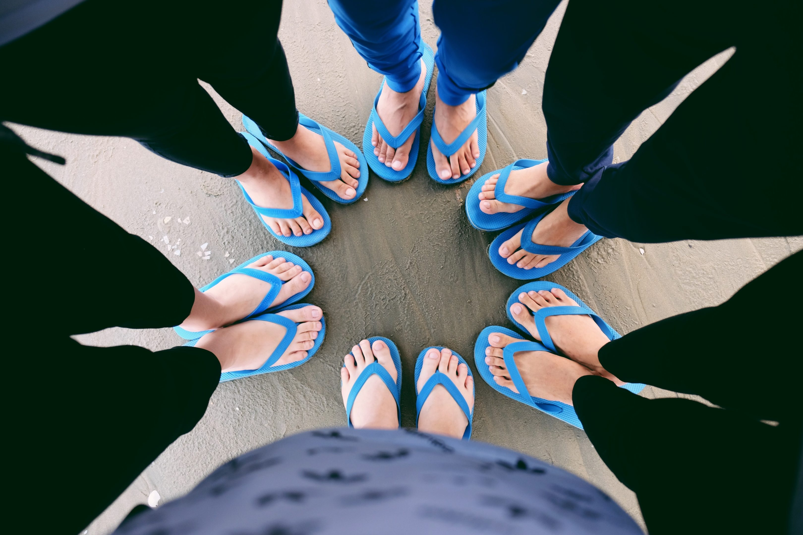 How Major Brands are Changing the Perspective on Flip Flops
