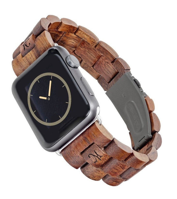 Lux Woods: The Best Apple Watch Bands?